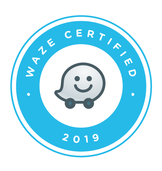 waze partner badge